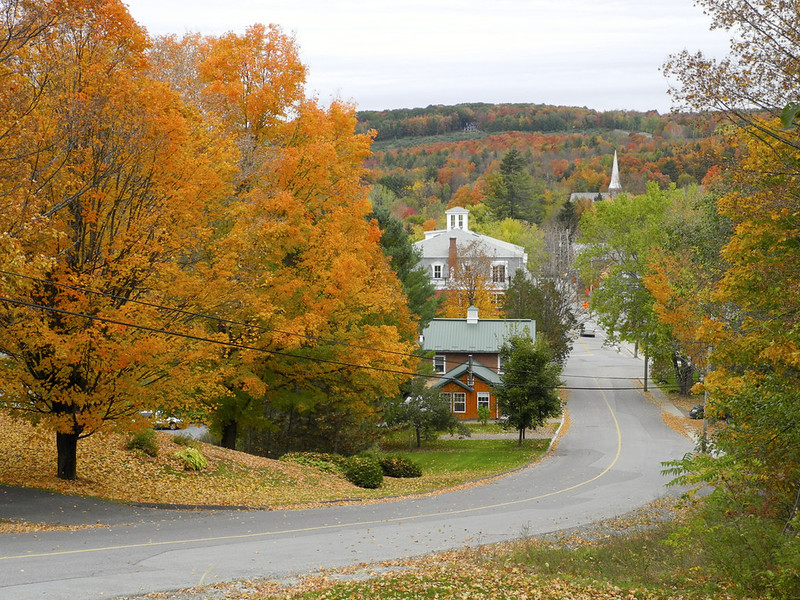 VISIT THE EASTERN TOWNSHIPS