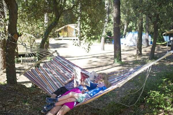 Les vacances nature Huttopia