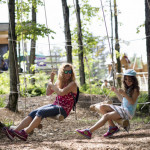 Camping Huttopia Sutton With Heated Pool Qu 233 Bec