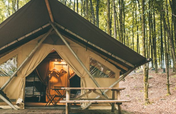 The Trapper tent