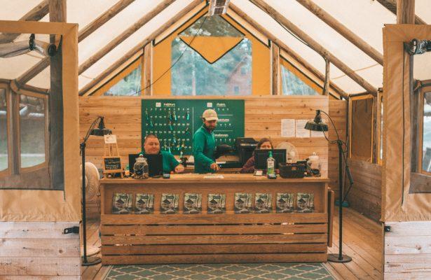 La tente Lodge